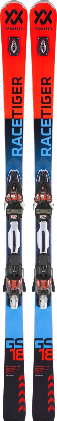 Racetiger GS inkl. rMotion 12.0
