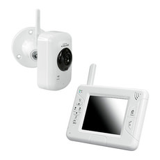 Funk-Überwachungskamera Set DF15A