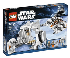 03/12 LEGO STAR WARS  WAMPA CAVE 8089