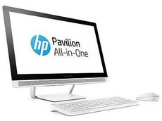 HP Pavilion 24-b140nz All in One weiss