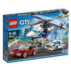 LEGO City Inseguimento ad alta velocità 60138