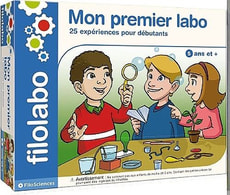 FILOLABO MON PREMIER LABO