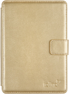 eReader Cover Easy Click gold