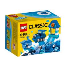 LEGO Classic Kreativ-Box Blau 10706