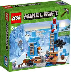 Lego Minecraft Türme aus Eis 21131