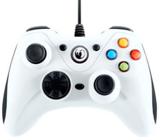 PC - GC 100XF Gaming Controller bianco