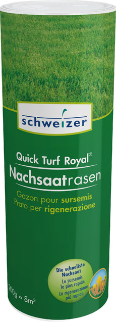 Quick - Turf Royal Nachsaatrasen, 0,2 kg