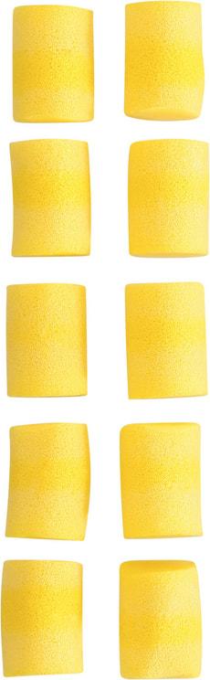 Bouchons d'oreille multi-usages, à préformer, 5 paires