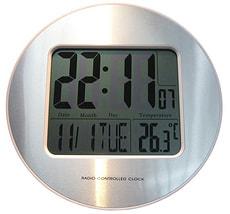 W037 horloge murale radioguidé