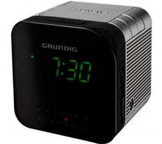 Grundig Sonoclock 590 Radiowecker silber