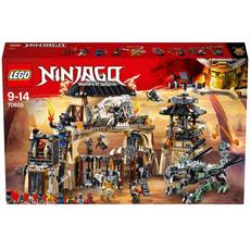 W18 LEGO NINJAGO 70655 DRACHENGRUBE