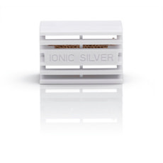 Ionic Silber Cube