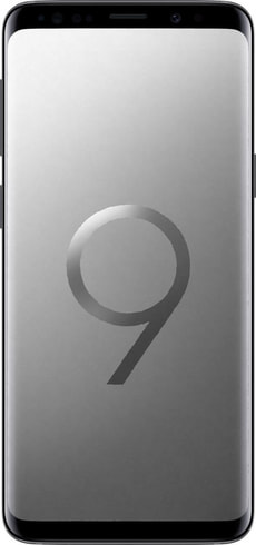 Galaxy S9 DUOS Dual SIM 256GB Titanium Grey