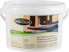 Emulsione per parquet da giardino, Aqua Marrone 2.5 l