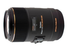 105mm/2,8 EX DG MA OS HSM Canon Objectif