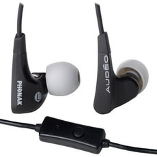L-A Phonak Audéo PFE 022 black In-Ear M