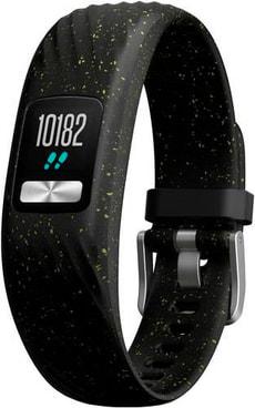 Vivofit 4 Fitness-Tracker - schwarz/grün