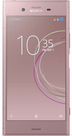Xperia XZ1/64GB/Pink