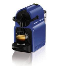 Machine à Capsules Inissia Blueberry Blue