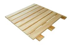 Holzrost Lärche naturbelassen