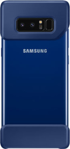 2Piece Cover Note 8 deep blue