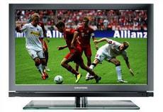Grundig 26VLE8100 CF LED Fernseher chrom