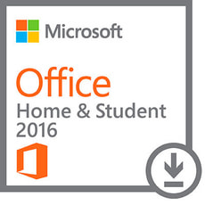 Office Home + Student 2016 PC ESD