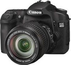 CANON EOS 40D KIT 17-85MM