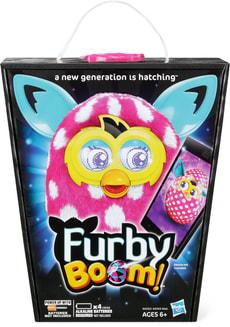 Furby Boom Sunny assortito