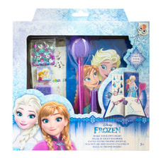 Frozen Make Your Own Diary
