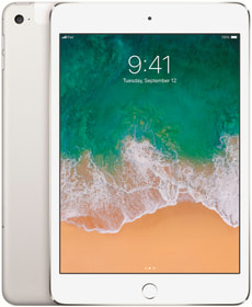 iPad mini 4 LTE 128GB silver