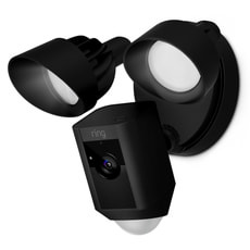 Ring Floodlight Cam schwarz