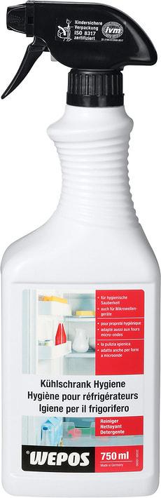 Détergent hygiénique pour réfrigérateur