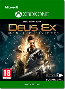 Xbox One - Deus Ex: Mankind Divided