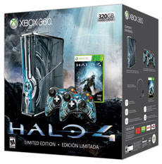 Xbox 360 320 GB Halo 4 Limited Edition