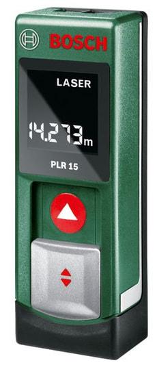 Télémètre laser numérique PRL 15