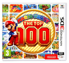Mario Party: The Top 100 [3DS] (F)