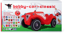 Bobby Car Classic cantons Suisse