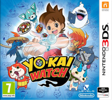 3DS - Yo-Kai Watch