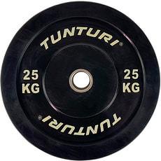 TUNTURI Hantelscheiben 50mm 25 kg Einzel