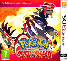 3DS - Pokémon Omega Rubin