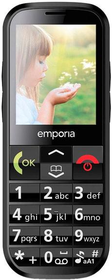 Eco C160 téléphone portable noir