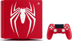 PlayStation 4 1TB Limited Edition + Marvel´s Spider-Man
