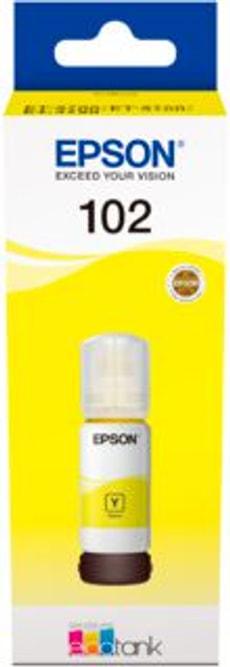102 EcoTank gelb