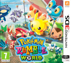 3DS - Pokémon Rumble World
