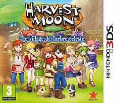 3DS - Harvest Moon: Le village de l'abre cèleste