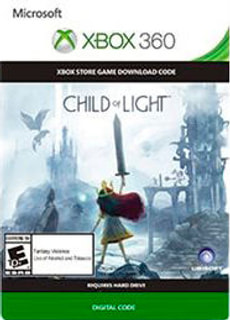 Xbox 360 - Child of Light