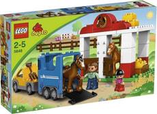 05/12 LEGO DUPLO PFERDESTALL 5648
