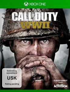 Xbox One - Call of Duty: WW II (F)