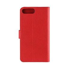 Wallet case Viskan für iPhone 7 plus rot